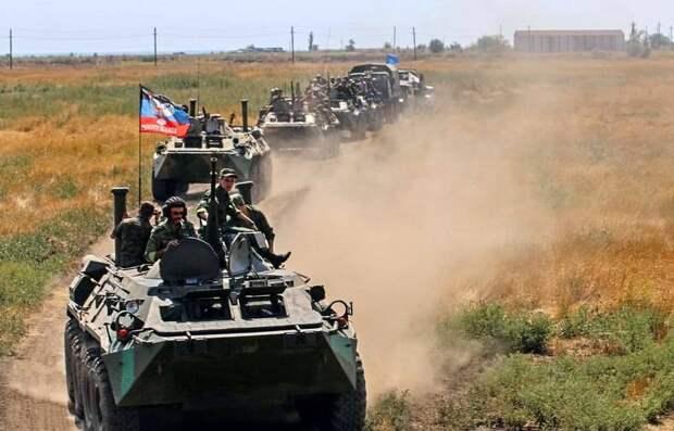 Если завтра война: как устроена армия на Донбассе