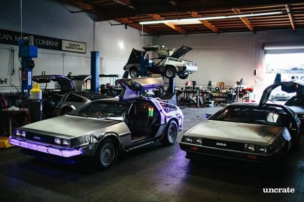 Трагическая и красивая судьба DeLorean DMC-12 delorean dmc-12, dmc-12, авто, автодизайн, автомобили, делореан, машина времени, назад в будущее