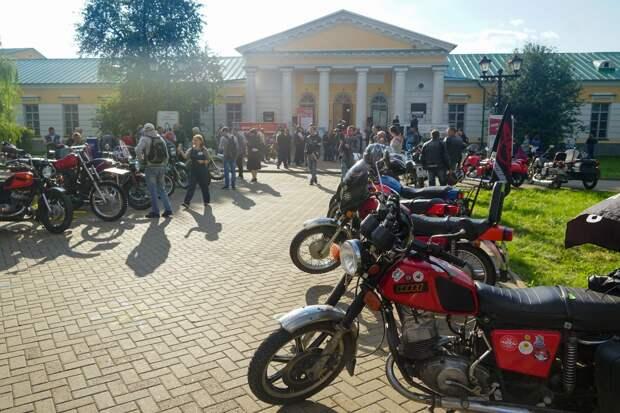Владельцы мотоциклов «ИЖ» соберутся на форум в Ижевске