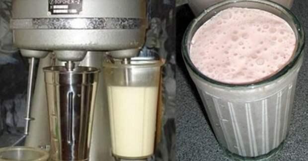 Рецепт молочного коктейля по ГОСТу. Невероятно вкусный, сладкий и густой, как сметана!