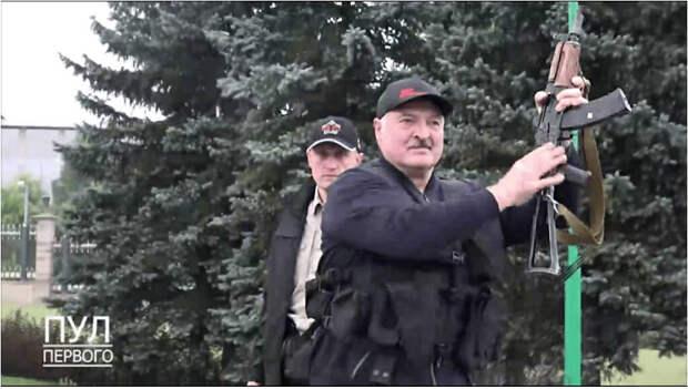 О последнем аргументе Александра Лукашенко