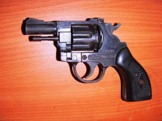 Сигнальные револьверы: для чего они созданы, их характеристики и применение
