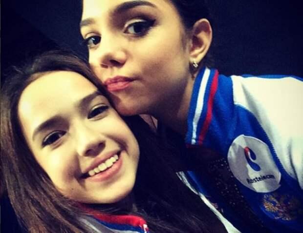 Российская фигуристка завоевала первое золото на Олимпиаде