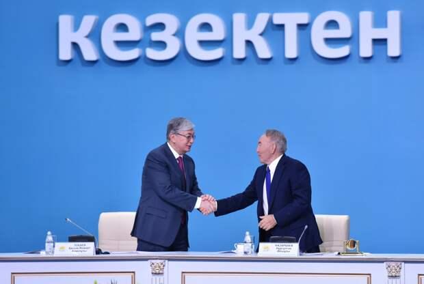 Политика золотой середины: опыт Казахстана для Большой Евразии
