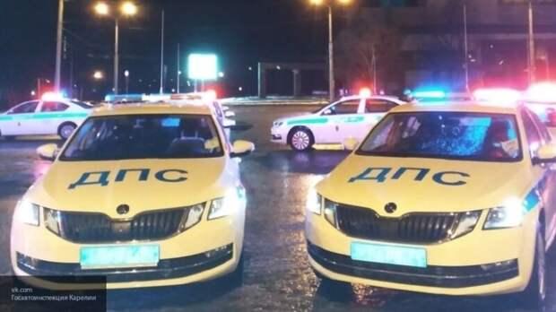 В профсоюзе полиции объяснили, когда ДПС сможет таранить авто нарушителя