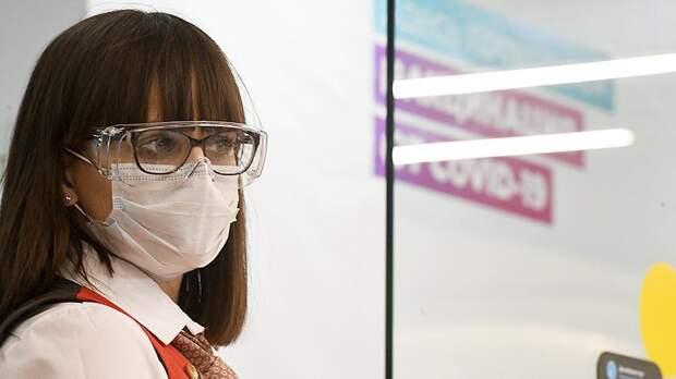 Ученые доказали преимущество ношения очков в условиях распространения COVID-19