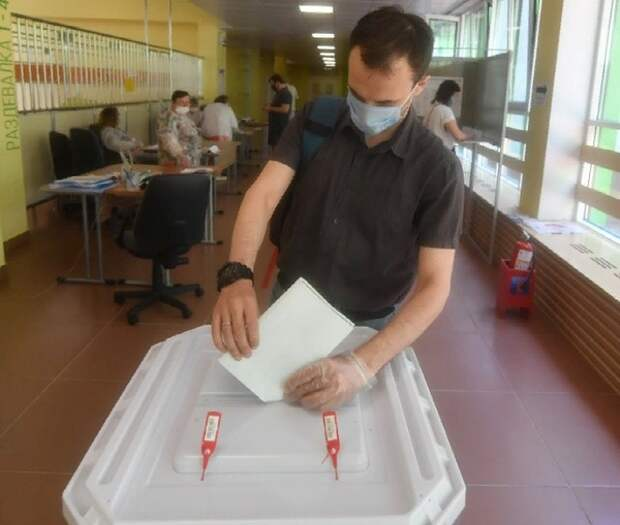 Госдума приняла закон о возможности трехдневного голосования на выборах и референдумах
