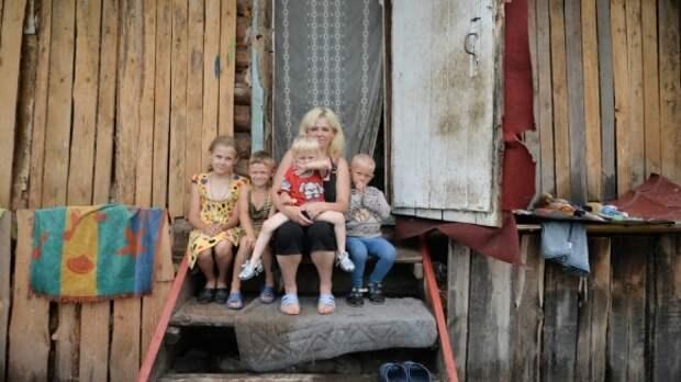 О беднеющей и нищающей России