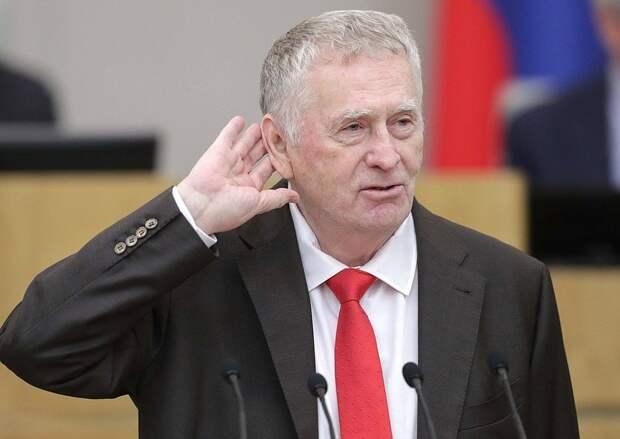 Жириновский отказался от преемника на пост главы ЛДПР