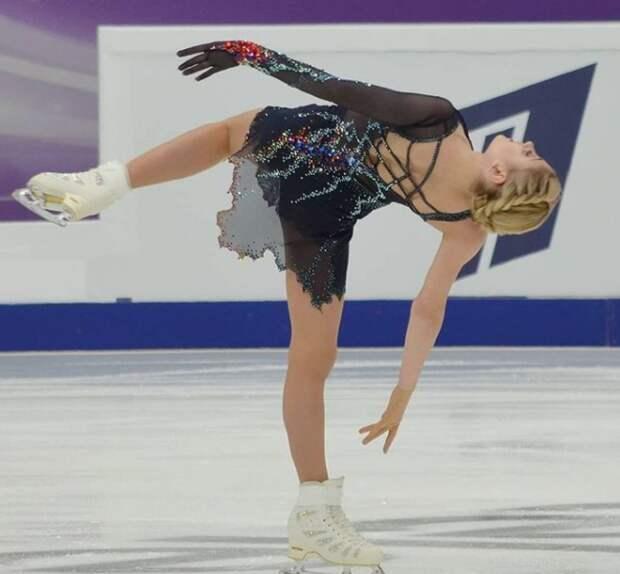 Косторная призналась, что не старалась у Плющенко