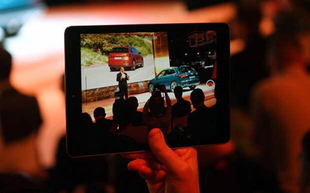 Парижский автосалон 2018 – онлайн-трансляция
