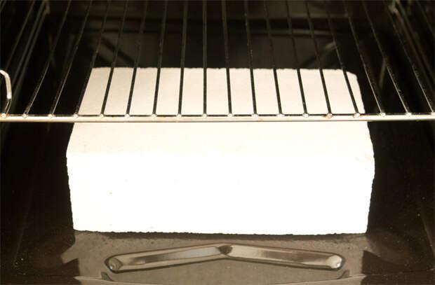 Подготавливаем духовку к новогодним праздникам