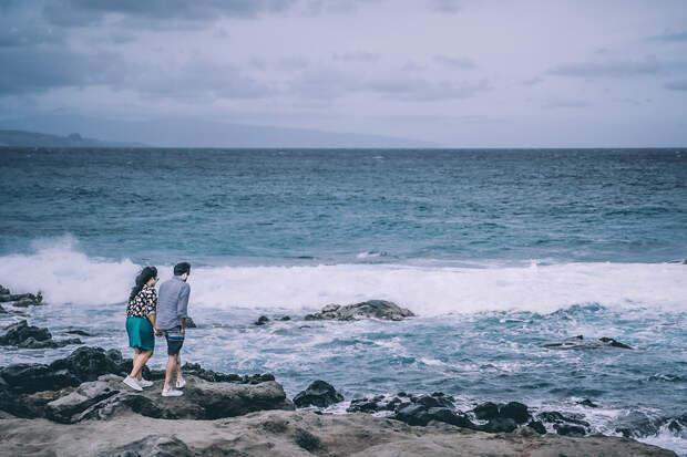 На Гавайях объявили срочную эвакуацию жителей