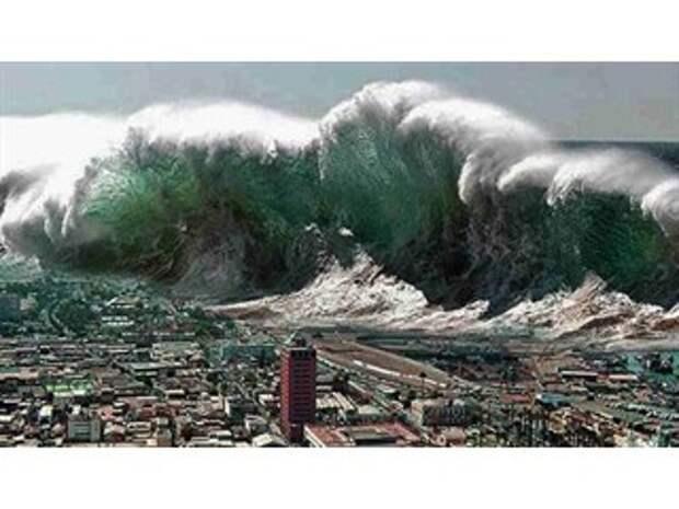 Идеальное цунами: Перестаньте быть наивными, всё идёт по самому жёсткому сценарию