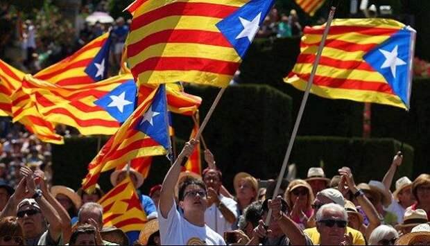 СРОЧНО: Глава Каталонии объявил о независимости региона | Продолжение проекта «Русская Весна»
