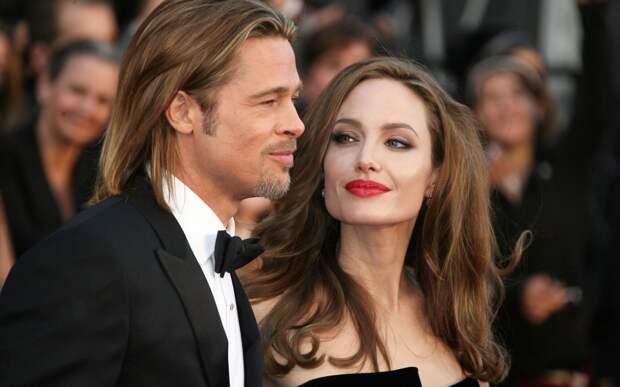 Брэд Питт и Анджелина Джоли снова судятся