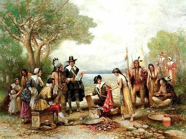 История Америки с самого начала: кратко с интересными фактами