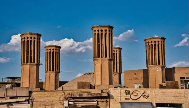 Кондиционер предков: как спасались от зноя в Персии