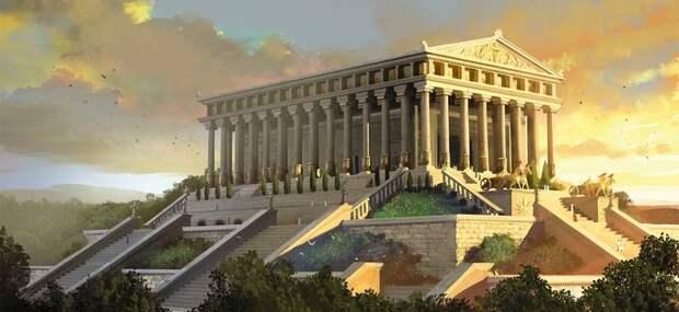 Устроил пожар, чтобы увековечить свое имя: самый известный поджигатель Древнего мира
