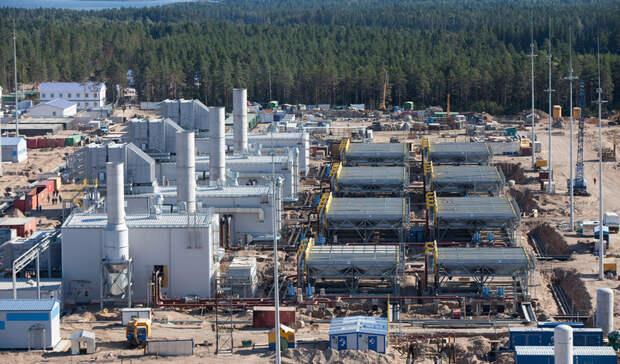 140млн тонн СПГ будут выпускать вРФк2035 году