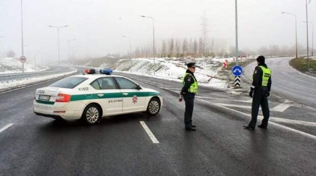 Власти Литвы продлили запрет напередвижение граждан между муниципалитетами