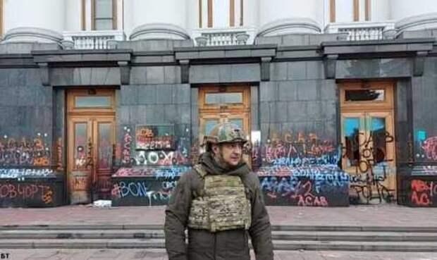 Приметы Украины этих дней – погром, война, лекарства для коней
