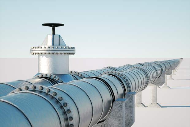 Литва приостановила транзит газа в Калининград