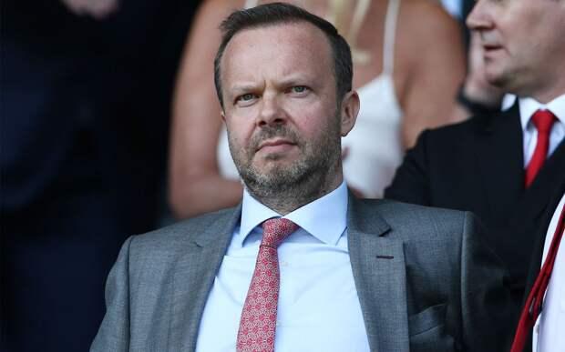 СМИ: Эд Вудворд покинет пост исполнительного директора «Манчестер Юнайтед» в конце года