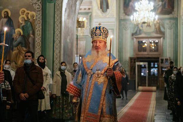 Митрополит Казанский и Татарстанский Феофан умер от осложнений COVID-19