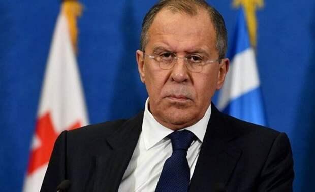 Игры закончились: Лавров вручил Евросоюзу чёрную метку