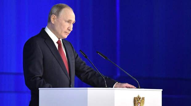 Владимир Путин призвал всех россиян вакцинироваться от коронавируса