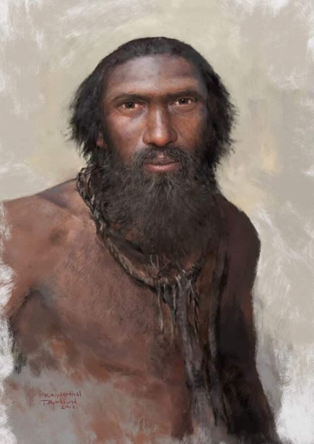 Романтичные неандертальцы.