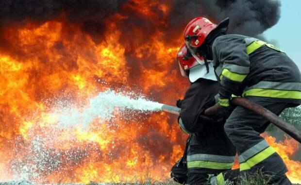 В Башкирии во время пожара в частном пансионате погибли 11 человек