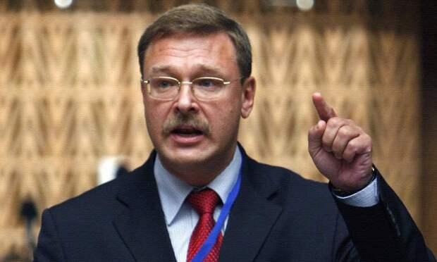 Косачёв заявил о круговой поруке стран присоединившихся к обвинениям в адрес России