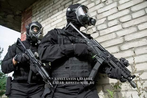 Спецназ - «Химическая атака»