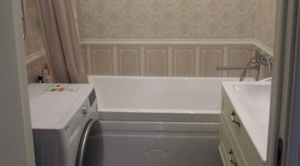 Милости прошу в гости - как мы сделали ванную красивой