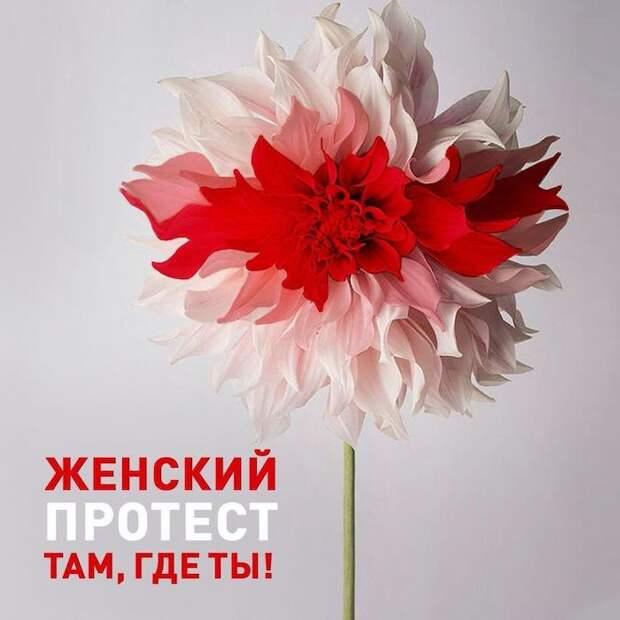 Про женские акции в Белоруссии