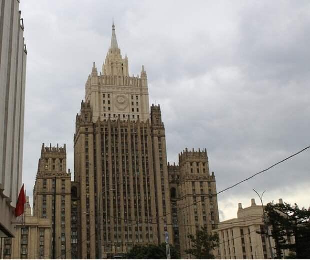 Заместителя Салливана вызвали в МИД России