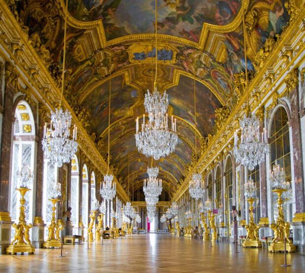 Жемчужина французской архитектуры в объективе