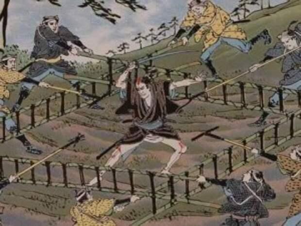 В бой идет крестьянская коса!