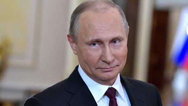 Путин рад победе сборной РФ