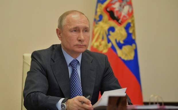Путин потребовал обеспечить доступность зарплатных кредитов для бизнеса