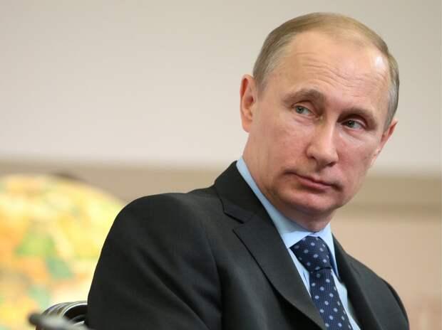 СМИ США: Путин преподал Западу исторический урок