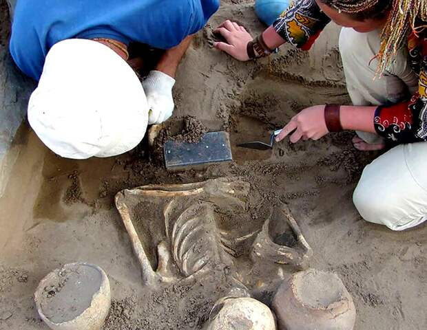 Лучшие археологи России