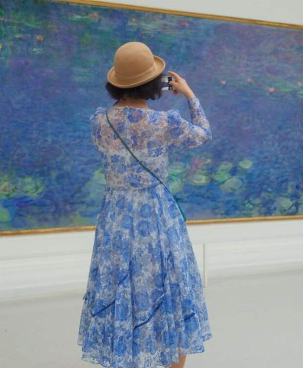 40 доказательств того, что не искусство красит человека, а человек искусство