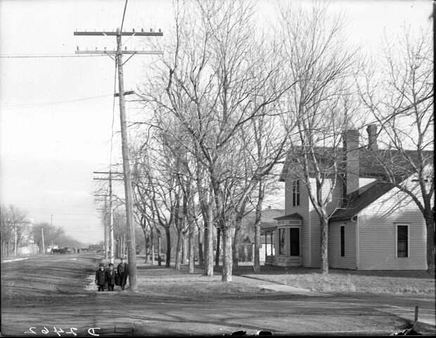 Как поднималась американская целина. Архивные фотографии пионеров Великих равнин конца 19-го века 25