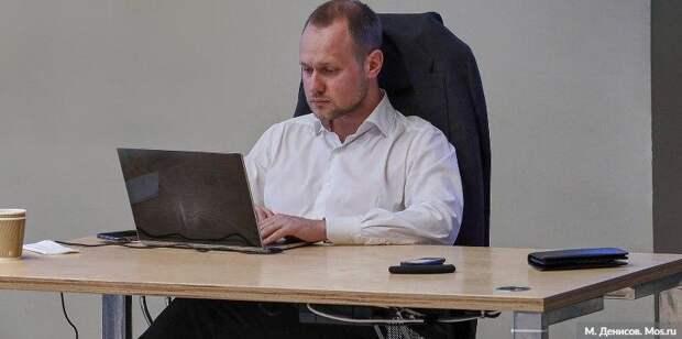 Сергунина: Интерактивный помощник для предпринимателей появился в Москве Фото: М. Денисов mos.ru