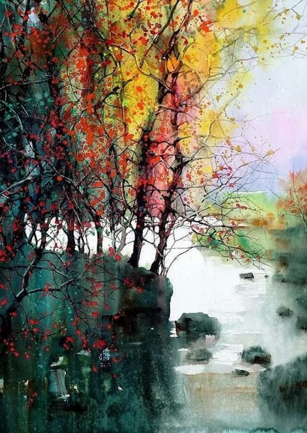 художник Z.L. Feng (З.Л. Фенг) картины – 10
