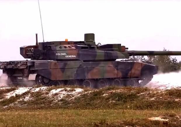 Три лучших современных танка с автоматами заряжания