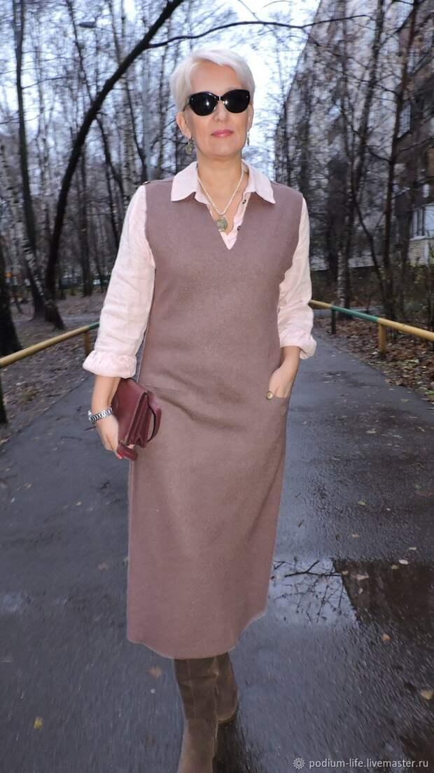 Правила стиля для леди 55+